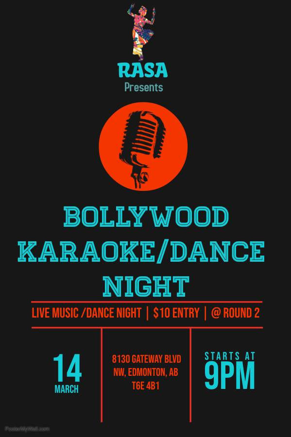 Bollywood Karaoke Night Near Me